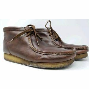 Clarks Original Wallabee Chukka Boots 35425